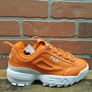 Fila Shoes Uo Boveasorus X Disputer 2 lädersneakers  Uo Boveasorus X Disputer 2 Leather Sneakers